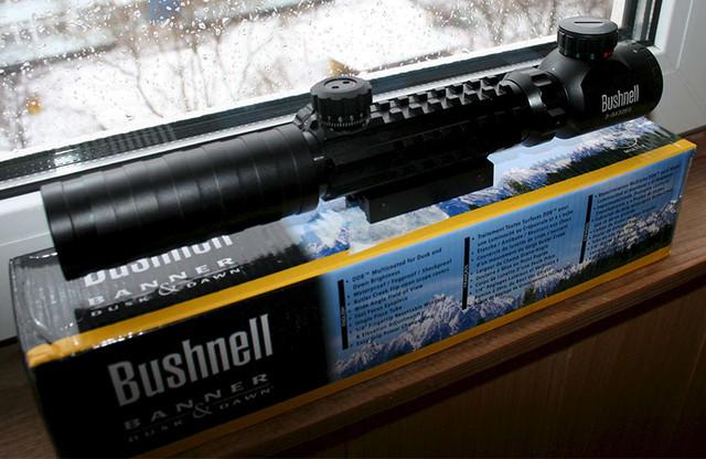 Оптичний Приціл BUSHNELL 3-9x32EG