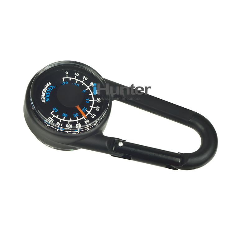 купить компас карабин с термометром в украине