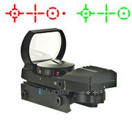 Голографический прицел 1x23x34 Auto Dot 21mm