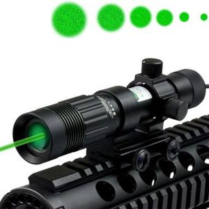 Зеленый Лазерный фонарь для охоты MD44
