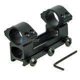 Моноблок Weaver/Picatinny (21 мм) для оптики D=30 мм.