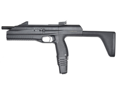 Пневматический пистолет-пулемет МР-661К ДРОЗД