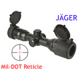 Оптический прицел JÄGER MIL-DOT 3-9x32 AOL
