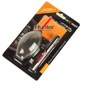 Optical cleaning kit для очистки оптики и фотокамер от пыли