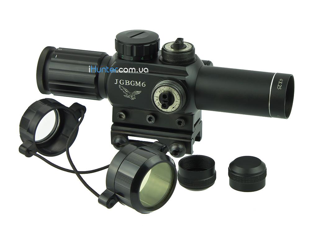 Прицел Оптический 4x25 M6