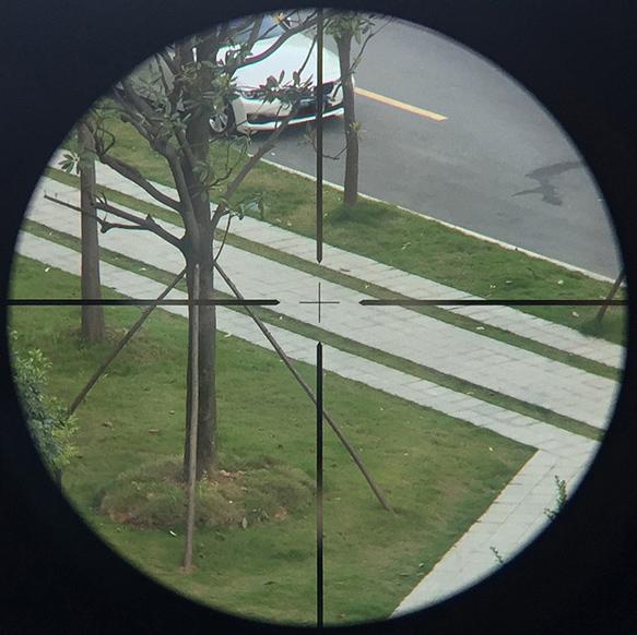 Оптичний приціл Diana 3-9x40AO Bullseye
