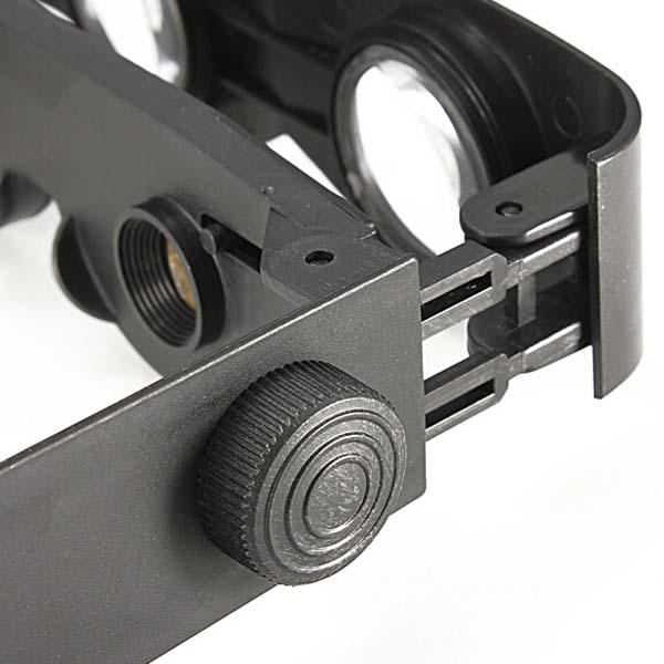 Очки-Бинокль ZOOMIES x300-400% для рыбаков и охотников